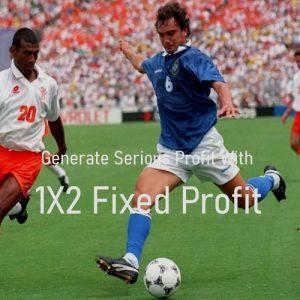 1x2 fixed profit