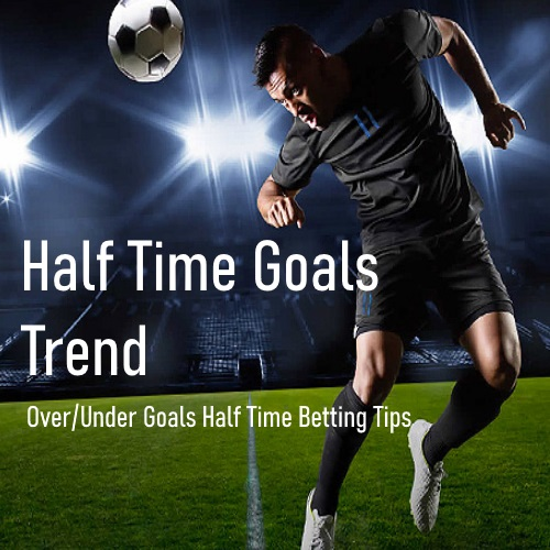 Half Time goals trend