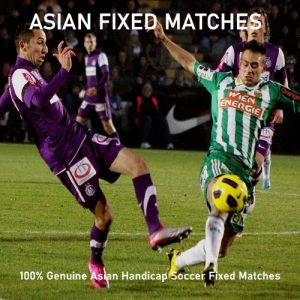 asian fixed matches