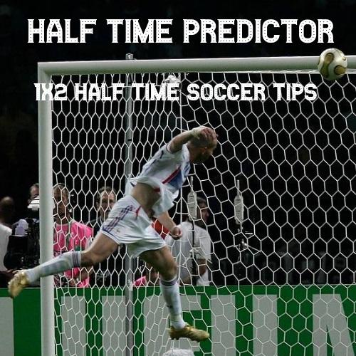 half time predictor