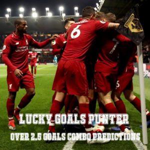 lucky goals punter