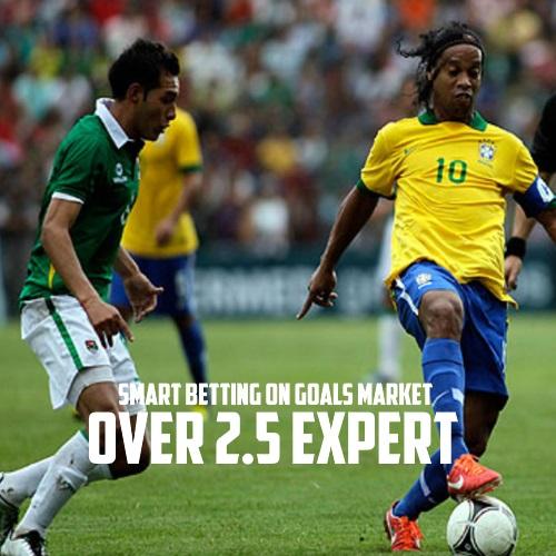 over 2.5 expert